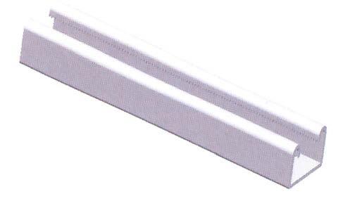 标准单面C型槽钢